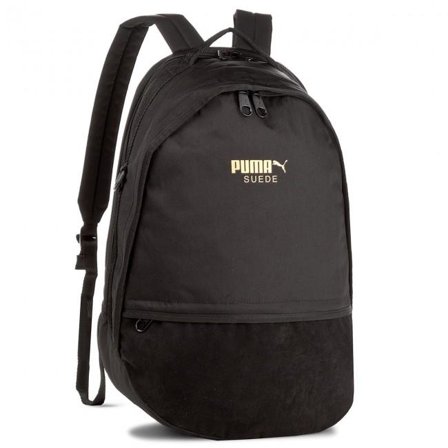 0db9c9c0b0 Backpack PUMA - Suede Backpack 075087 01 - Sports bags and backpacks ...