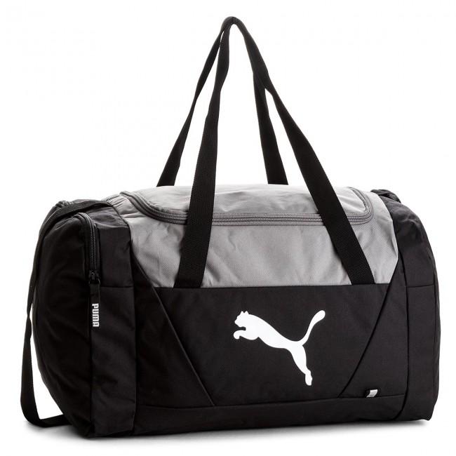77505e27fc4 Bag PUMA - Fundamentals Sports Bag S 075096 Puma Black 01 - Travel ...