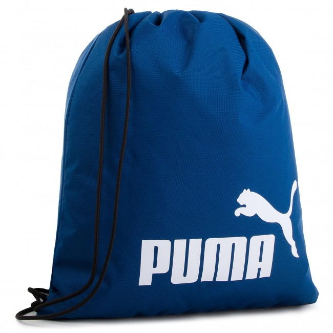 Backpack PUMA - Phase Gym Sack 074943 09 Limoges - Sports bags and ... 7349a375bee1d