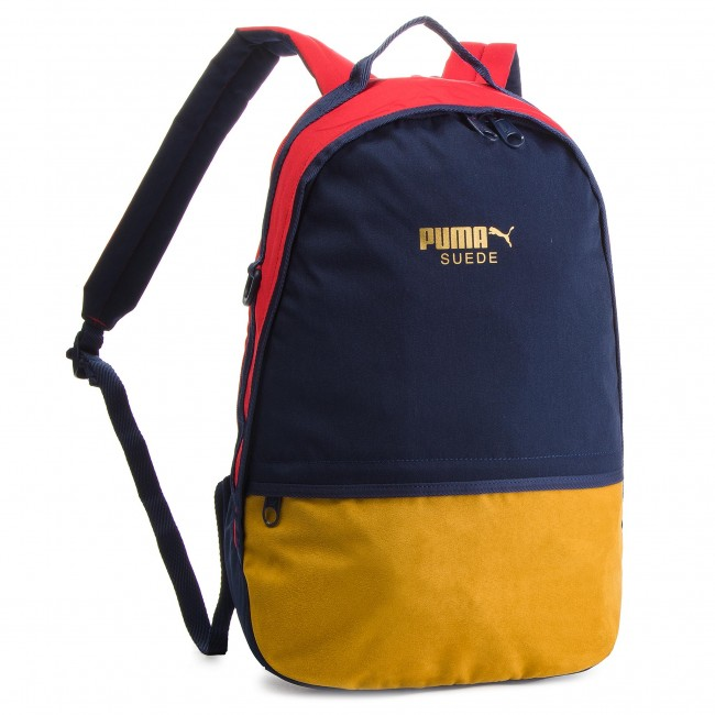 9b6ff49546 Backpack PUMA - Suede Backpack 075087 04 Colourful Navy Blue ...