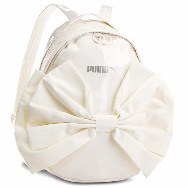 31038ebbc Backpack PUMA - Prime Archive Backpack Bow 075625 02 Whisper White ...