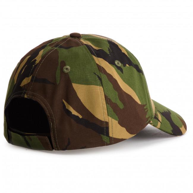 ffa88f1985e Cap PLEIN SPORT - Visor Hat Statement S19A MAC0359 STE003N Camouflage 50