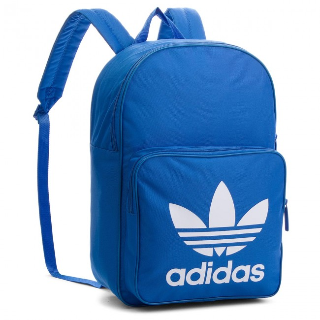 94304c6425 Backpack adidas - Bp Clas Trefoil DJ2172 Blue - Sports bags and ...