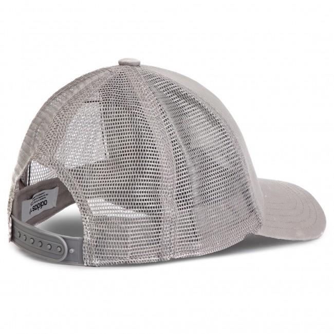 Cap adidas - Trefoil Trucker DV0232 Mgsogr White - Women s - Hats ... 17986aff2143