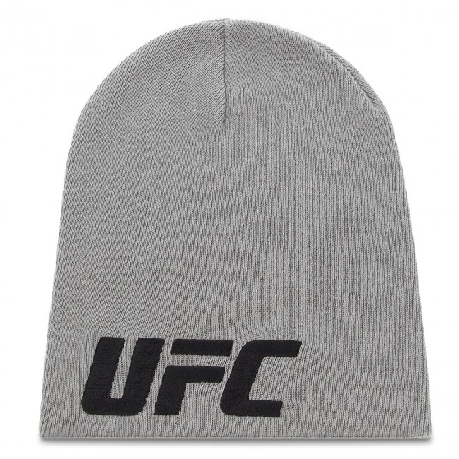1a21c762a29 Cap Reebok - UFC Beanie CZ9907 Mgreyh - Men s - Hats - Fabrics ...