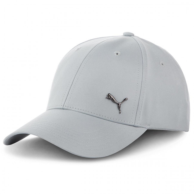 7d5cb2a1a25 Cap PUMA - Metal Cat Cap 021269 19 Quarry - Women s - Hats - Fabrics ...