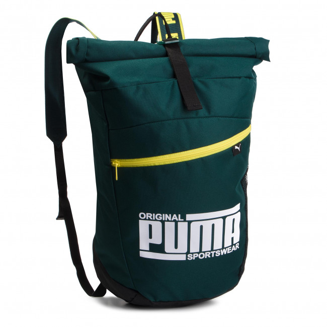 dc6f96b5a2 Backpack PUMA - Sole Backpack 075435 04 Ponderosa Pine/Yellow ...