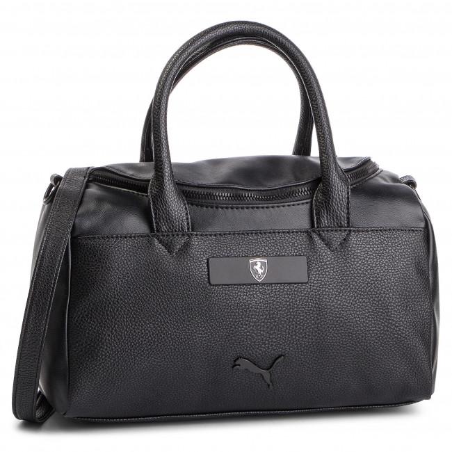 2fd62ae4a2 Handbag PUMA - Sf Ls Handbag 075862 Puma Black 01 - Classic ...