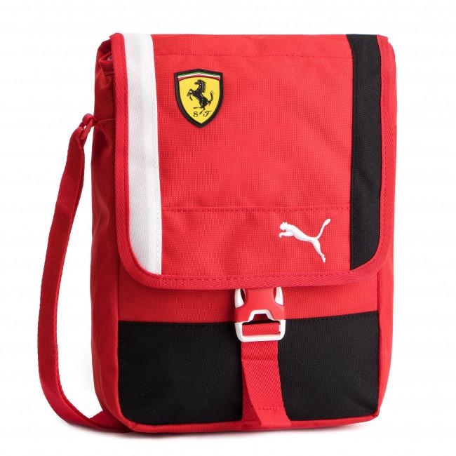 Messenger Bag PUMA - SF Fanwear Portable 075776 01 Rosso Corsa