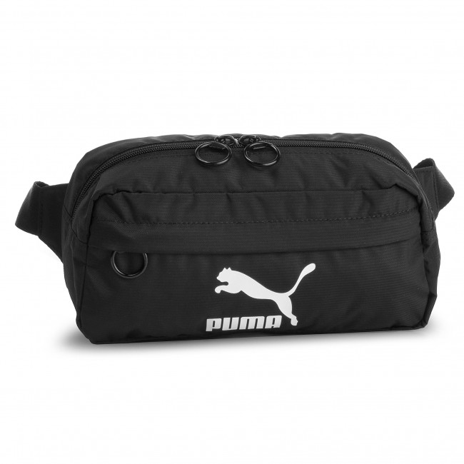 dcee05f28d6c Waist Pack PUMA - Originals Bum Bag 076071 01 Puma Black - Women s ...