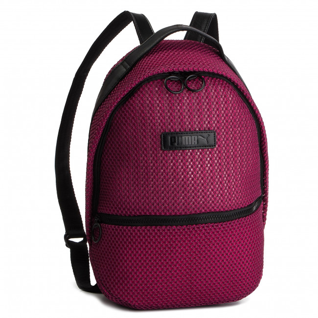 350e8c58d2 Backpack PUMA - Prime Time Archive Backpack 075792 1 Fushia Purple ...