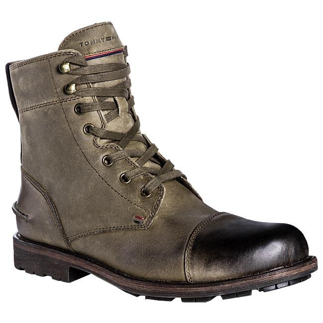 Hiking Boots TOMMY HILFIGER - FM56814762 241 - Casual - High boots ... e75cbb6914c
