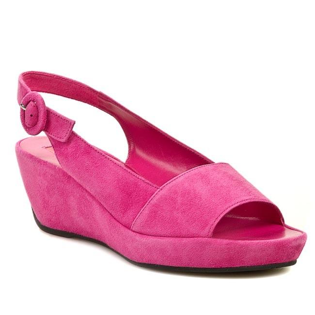 50252aa64544 Sandals HÖGL - 5-103612 Pink 4900 - Casual sandals - Sandals - Mules ...