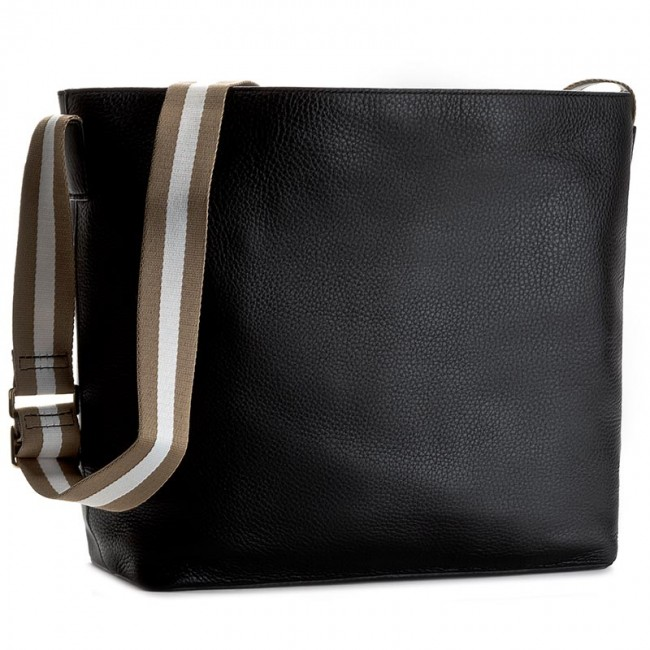 62183c09045 Handbag CLARKS - Tothill Drive 261254680 Black Leather - Cross Body ...