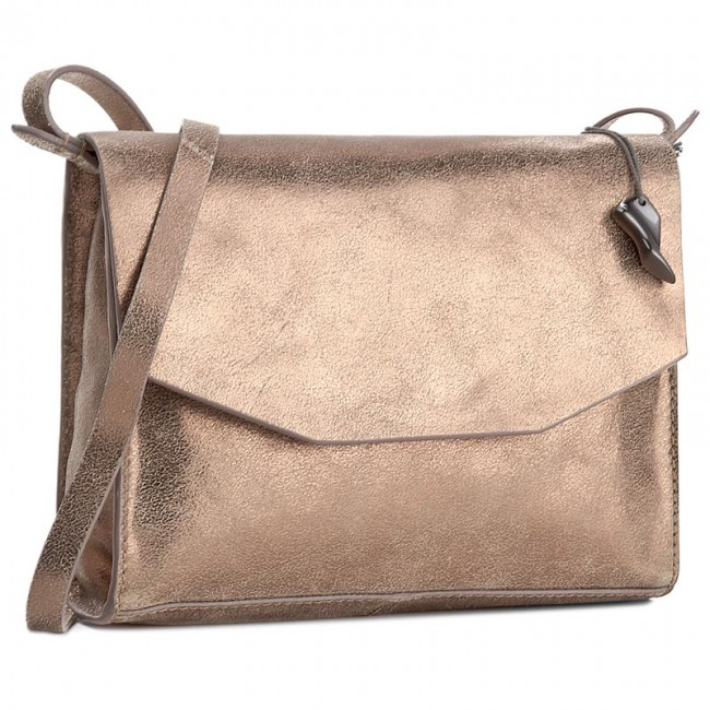 Handbag CLARKS - Treen Island 261292810 Bronze Leather - Cross Body ... cab31a1234309