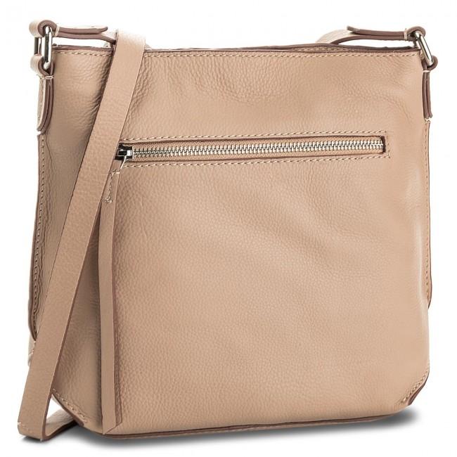 f9f572ce03a Handbag CLARKS - Topsham Jewel 261340240 Blush Pink Lea - Cross Body ...