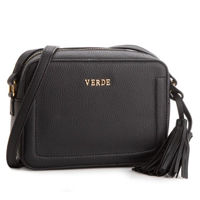 Handbag VERDE - 16-0004544 Black - Cross Body Bags - Handbags - www ... d605baf3613