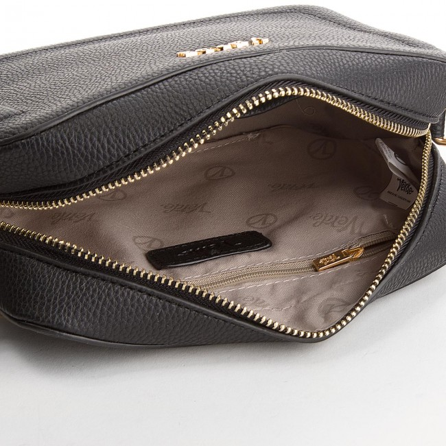 Handbag VERDE - 16-0004544 Black - Cross Body Bags - Handbags -  www.efootwear.eu e258505f385