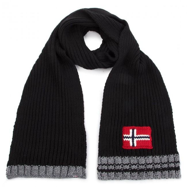 Scarf NAPAPIJRI - Foreil N0YGTJ Black 041 - Scarves - Fabrics ... d1e6ebe3b5f