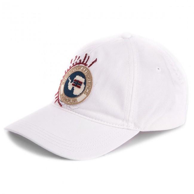 Cap NAPAPIJRI - Fiarra 1 N0YHNC002 Bright White 002 - Hats - Fabrics ... b2f0b481f66