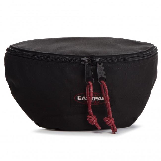 Waist Pack EASTPAK - Springer EK074 Black Red 57T - Women s ... 8936ce2b84