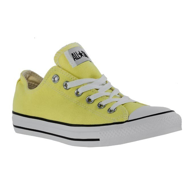 f19b9116c3b Sneakers CONVERSE - 136817C Light Yellow - Sneakers - Low shoes ...