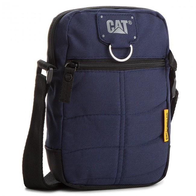 4438c21913 Messenger Bag CATERPILLAR - Rodney 83437-157 Navy Blue - Men s ...