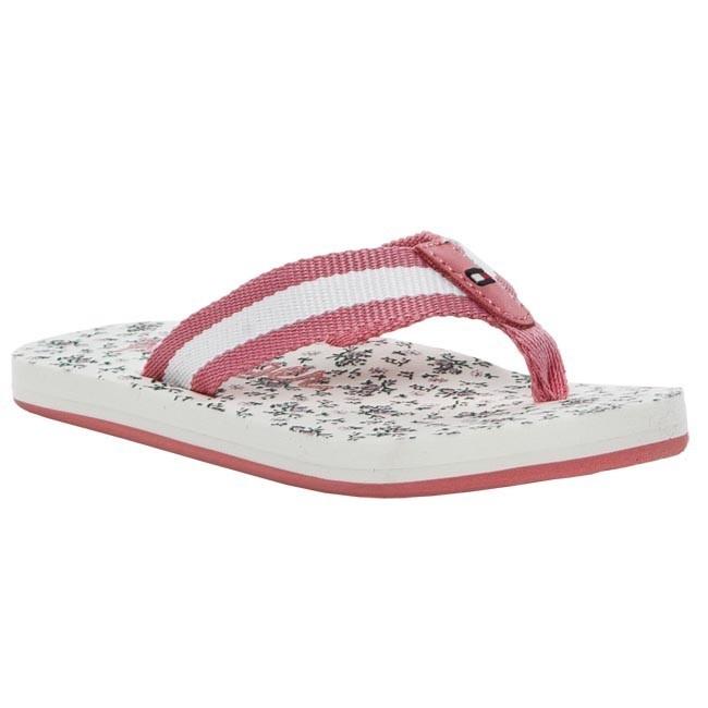 9b18d1532 Slides TOMMY HILFIGER - FU56815468 Strawberry Ice - Flip-flops ...