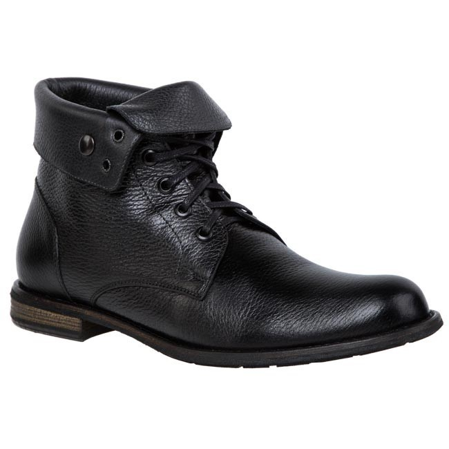 c1bd1bf6012be Boots GINO ROSSI - Aldo MTC914-D24-8N00-9900-F Black - Boots - High ...