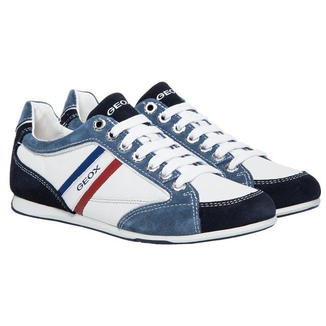 Shoes GEOX U Andrea P U01Z2P 02246 C1965 IceBlue pRLqs