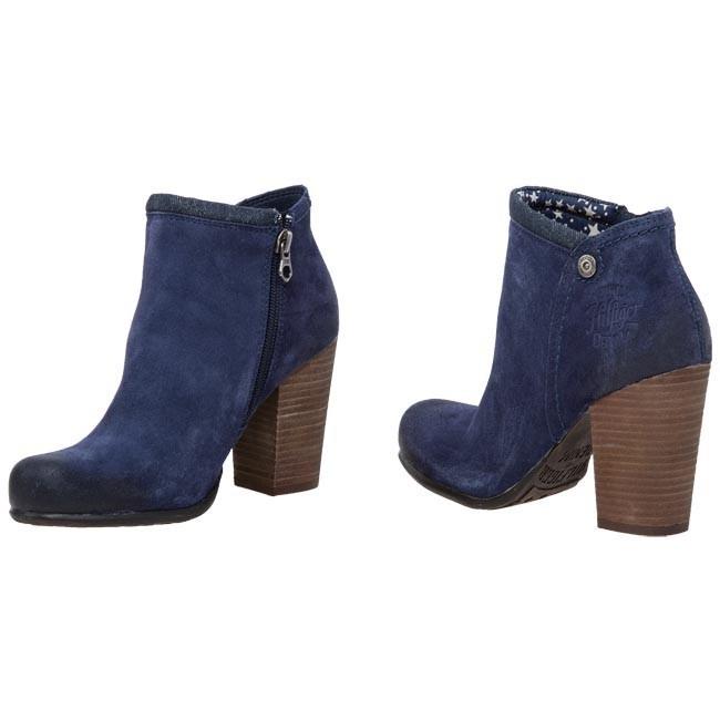 af8ffb0a7e1f Boots TOMMY HILFIGER DENIM - Jade 6B EN56816167 409 - Boots - High ...