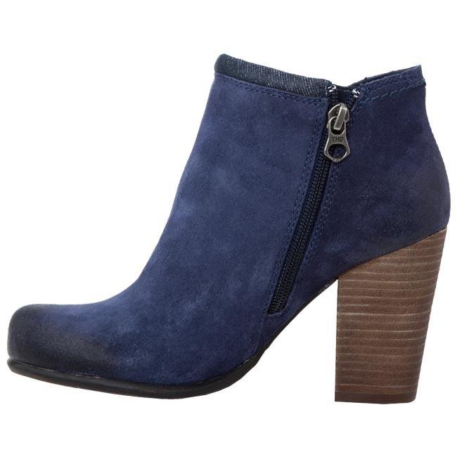 913dc8858d2d Boots TOMMY HILFIGER DENIM - Jade 6B EN56816167 409 - Boots - High boots  and others - Women s shoes - www.efootwear.eu