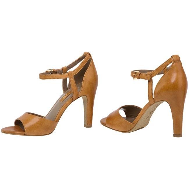 b480c6620e1b Sandals ECCO - Owen 35675301021 Lion - Elegant sandals - Sandals ...