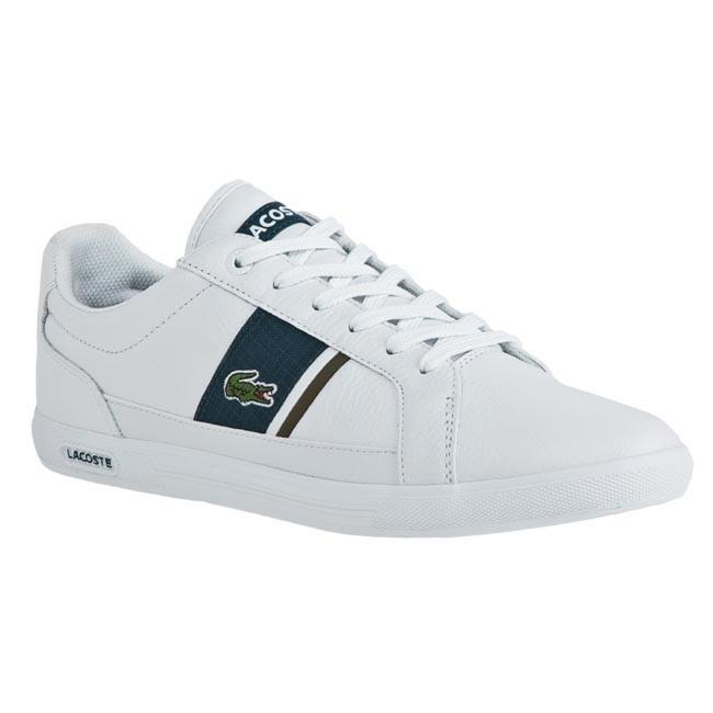 f9a2a75fc Sneakers LACOSTE - Europa Fas Spm7-26SPM0016X96 White Dark Blue ...
