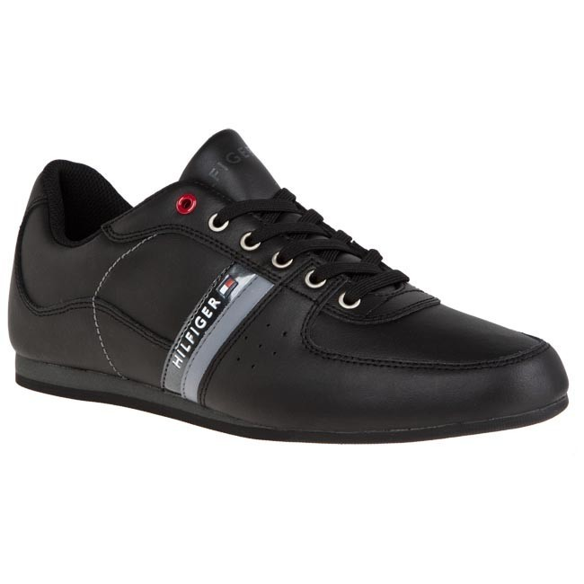 847faee1e39b4 Sneakers TOMMY HILFIGER - Ross 2A FM56816209 Black 990 - Sneakers ...