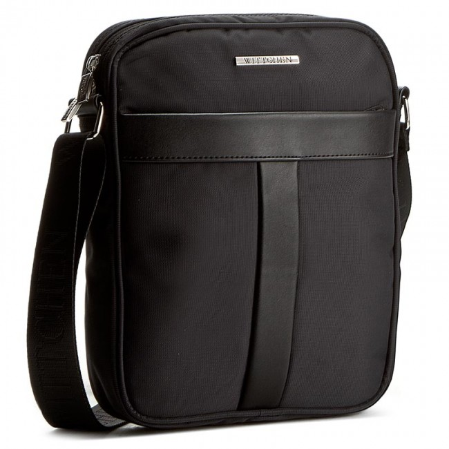 5a0a30b347aa0 Messenger Bag WITTCHEN - 29-4P-100-1 Black - Men's - Youngsters ...