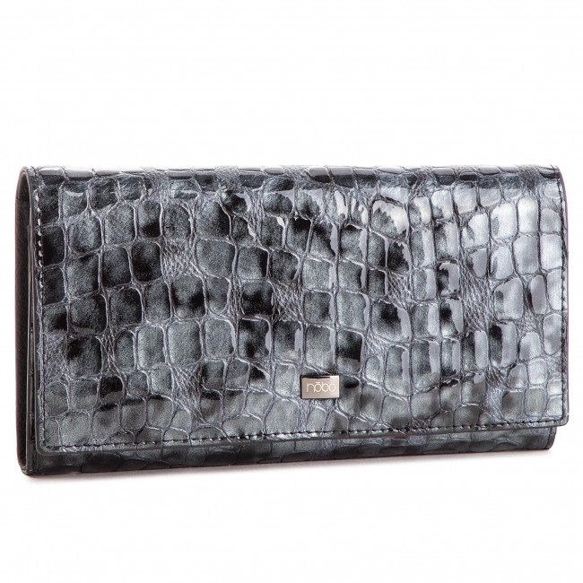Large Women s Wallet NOBO - NPUR-LG0180-C019 Grey - Women s wallets ... 018f003b9b1