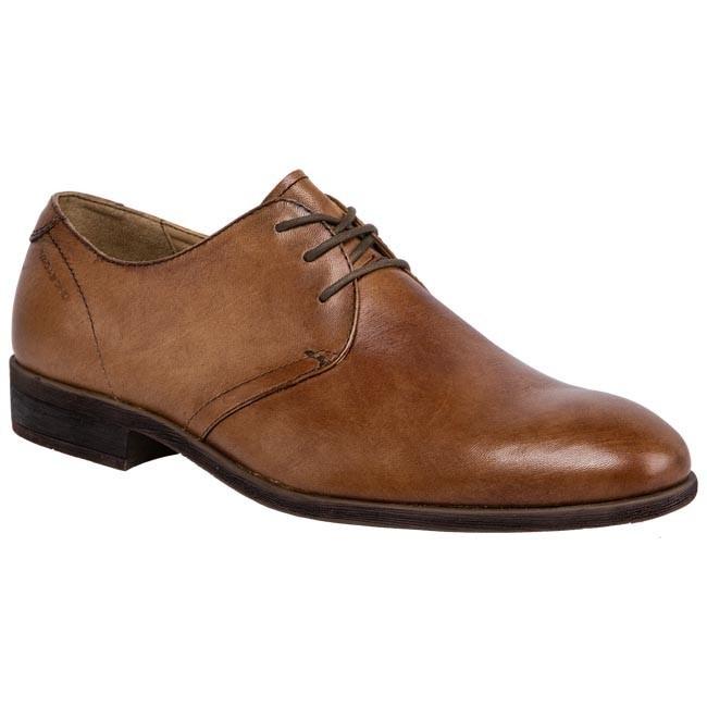 396c1adf4b93 Formal Shoes VAGABOND - Hustle 3563-101-52 Light Brandy - Formal ...