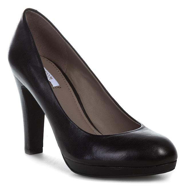 Shoes GEOX - D Mariele PL.H. F D34W8F 00045 C9999 Black