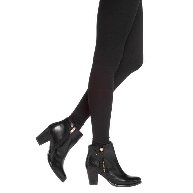 Boots TAMARIS - 1-25339-23 Black 001