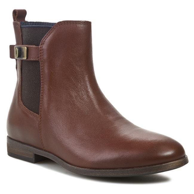 Boots TOMMY HILFIGER - Billie 10A FW56817612 Winter Cognac 906 ... 636a8881670