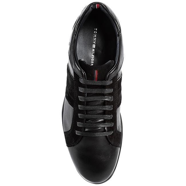 dbd6ef2ce Sneakers TOMMY HILFIGER - Oliver 12C FM56817911 Black 990 - Sneakers - Low  shoes - Men s shoes - www.efootwear.eu