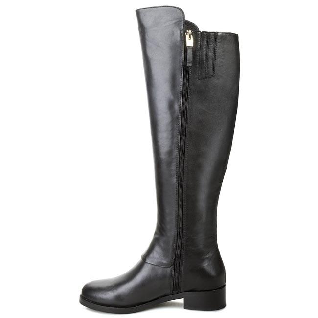 Knee High Boots GUESS BY MARCIANO Harlene FL4HN ELEA11 Black