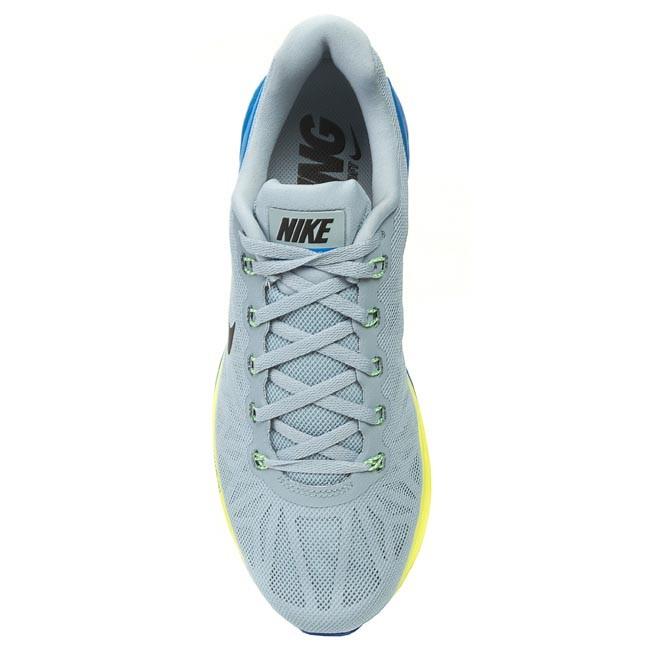 b850280e44ac Shoes NIKE - Lunarglide 6 654433 005 Light Magnet Grey  Black  Photo Blue   Volt - Indoor - Running shoes - Sports shoes - Men s shoes -  www.efootwear.eu