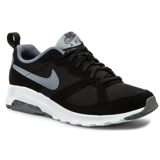 Shoes NIKE - Air Max Muse 652981 002 Black/ Cool Grey/ Metallic Silver/