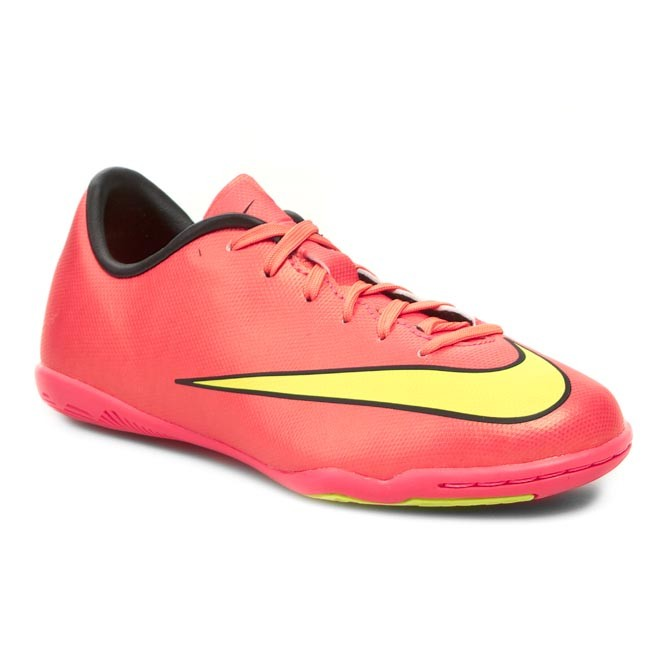 huge discount 074fb fcd54 Shoes NIKE - Jr Mercurial Victory V Ic 651639 690 Hyper PunchMetallic Gold  ...
