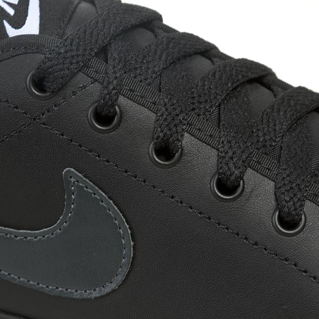 nouvelle beige quilibre homme - Shoes NIKE - Defendre Leather 599431 011 Black/ Anthracite/ White ...