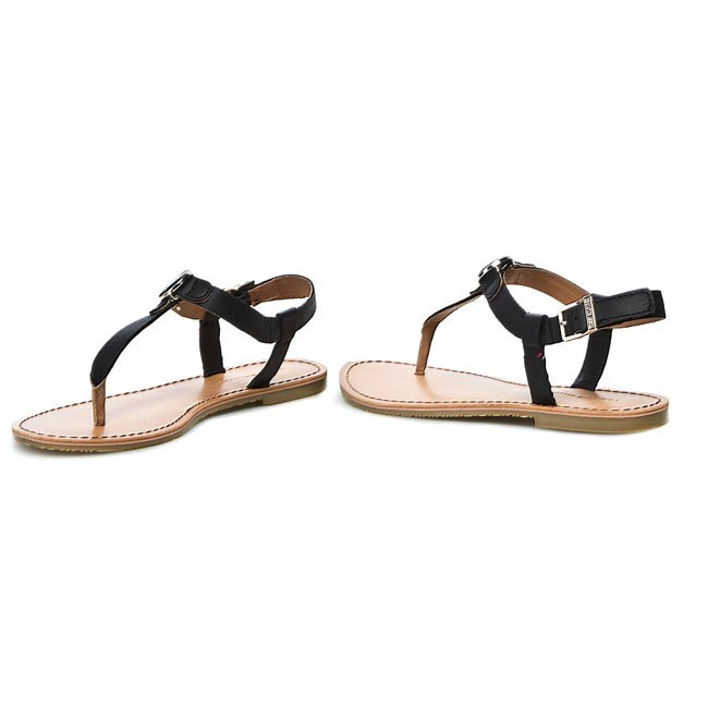 Sandals TOMMY HILFIGER - Julia 26A FW56816798 Black 990