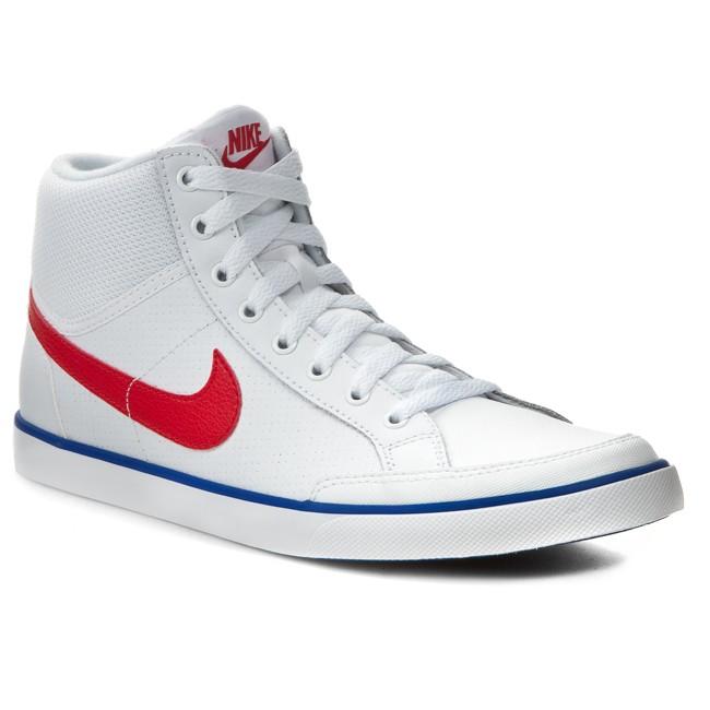 Nike Capri lll Mid LTR White Casual Shoes Men