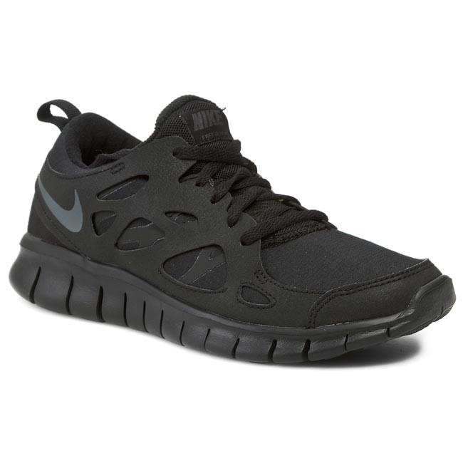 nike free run 2 premium sneaker dunkelblau